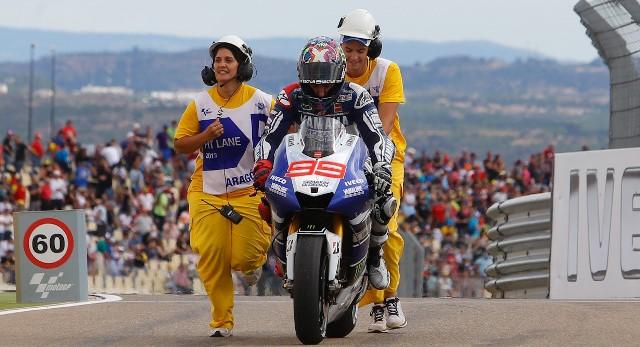 Хорхе Лоренцо, MotoGP, Yamaha