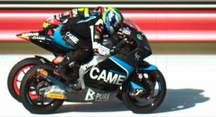 Корси и Зарко Moto2 Гран-При Валенсии 2013