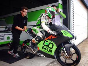 Никколо Антонелли познакомился с KTM