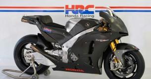 HRC официально представила клиентский Honda RCV1000R