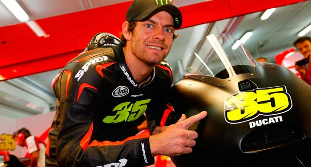 Кэл Кратчлоу Ducati MotoGP 2014