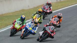 Позиции в чемпионате после четвертой гонки 125cc Гран-При Италии 2004