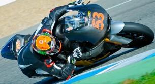Эстеве Рабат Moto2 2014