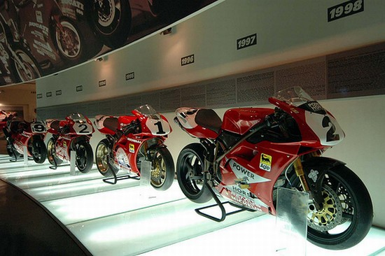 музей Ducati