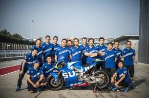 Команда Suzuki MotoGP