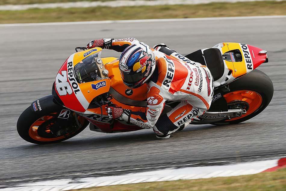 Дани Педроса Repsol Honda Team MotoGP 2014