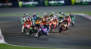 MotoGP, старт Гран-При Катара 2014