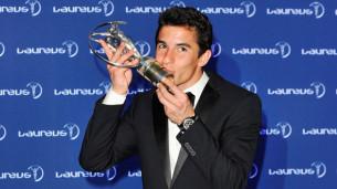 Марк Маркес, Laureus World Sports Awards 2014