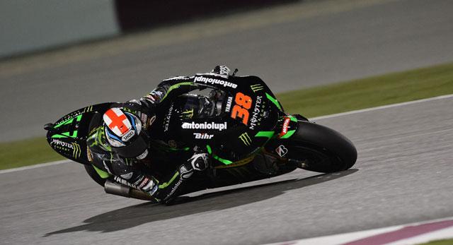 Брэдли Смит, пилот MotoGP Monster Yamaha Tech 3