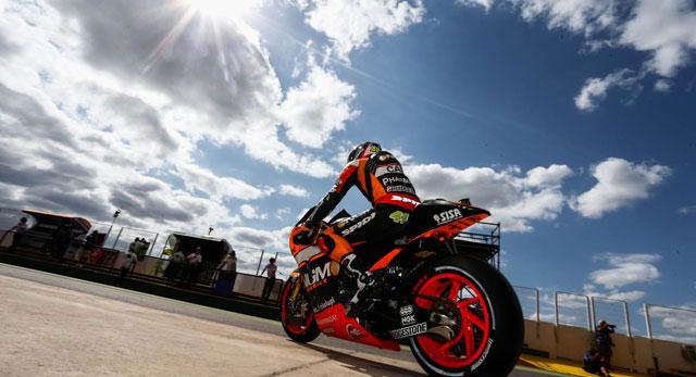 Алекс Эспаргаро MotoGP 2014