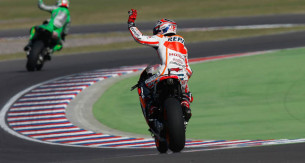 Марк Маркес, действующий чемпион мира MotoGP