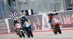 Победители гонки Moto3 Гран-При Америк 2014