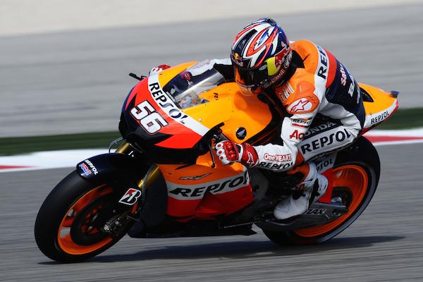 Джонатан Рей, Honda, MotoGP