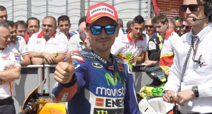 Хорхе Лоренцо MotoGP 2014