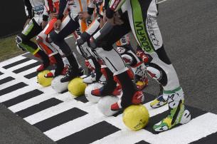 Гонщики MotoGP 2014