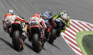 MotoGP 2014: Педроса, Маркес, Лоренцо, Росси