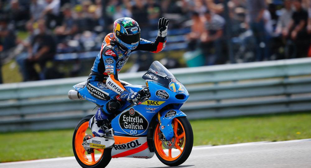 Алекс Маркес, Moto3 2014