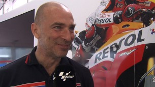Ливио Суппо, руководитель Repsol Honda Team