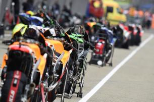 MotoGP: пит-лейн