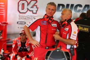 Паоло Чиабатти, Ducati