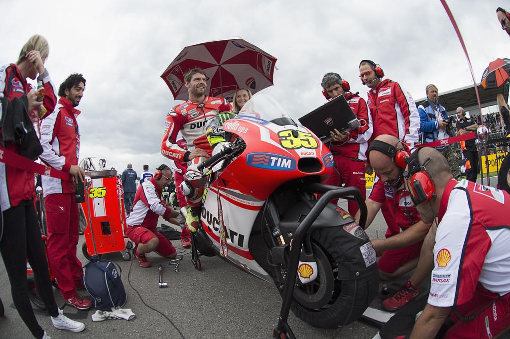 Кэл Кратчлоу, Ducati