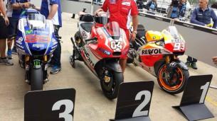 Yamaha, Ducati, Honda, Сильверстоун-2014