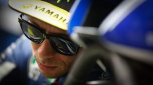 Валентино Росси, пилот Movistar Yamaha MotoGP