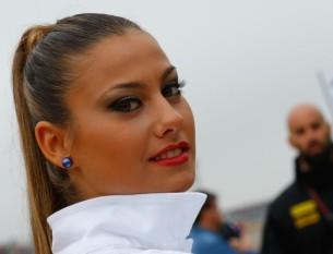 MotoGP Гран-При Арагона 2014: Девушки паддока