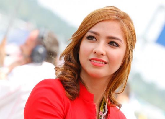 MotoGP Гран-При Малайзии 2014: Девушки паддока