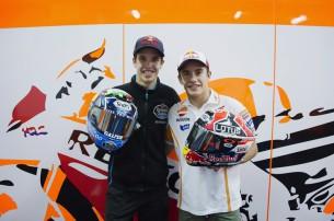 Марк и Алекс Маркесы подписали 2-летние соглашения с Shoei