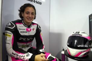 Ана Карраско, Moto3 2014