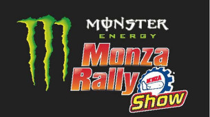 Monster Energy Monza Rally Show 2014