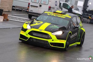 Monza Rally Show 2014: Первый день