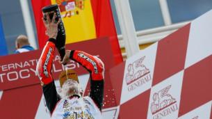 Алекс Маркес - чемпион мира Moto3 2014 года!