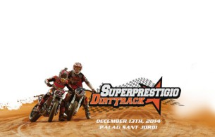 13 декабря пройдет гонка Superprestigio Dirt Track