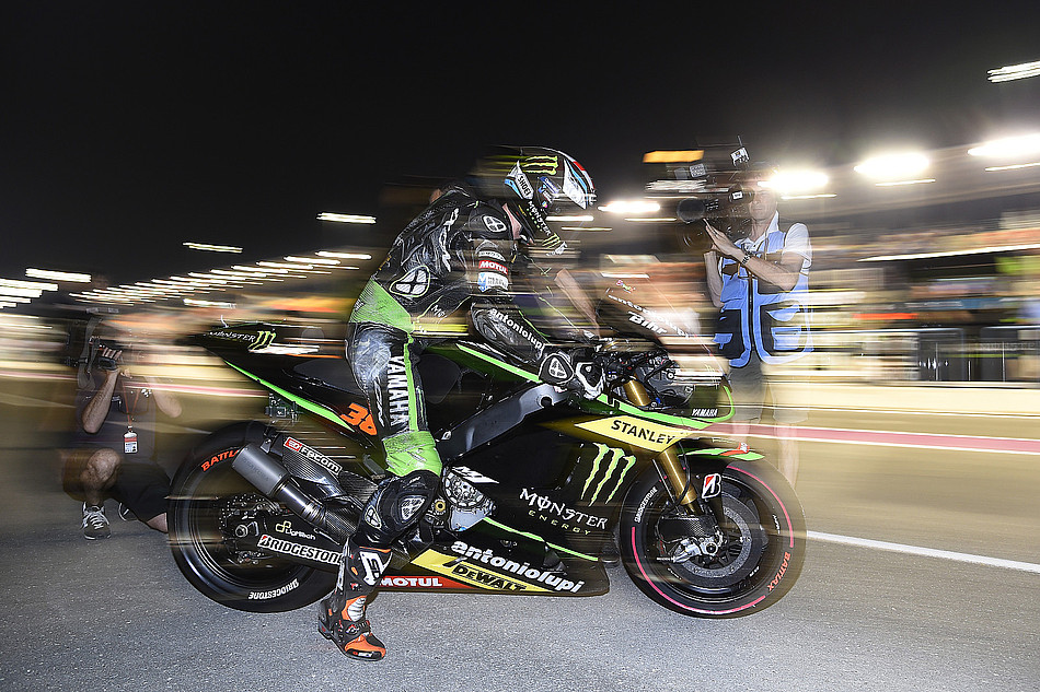 Брэдли Смит, Monster Yamaha Tech3