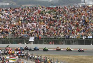 Седьмой этап MotoGP 2006: Гран-При Каталонии (RUS)