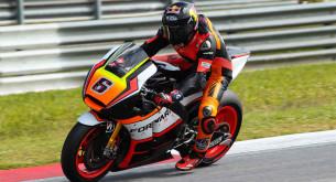 Штефан Брадль, Forward Racing, MotoGP 2015