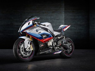BMW S1000RR - мотоцикл безопасности MotoGP 2015