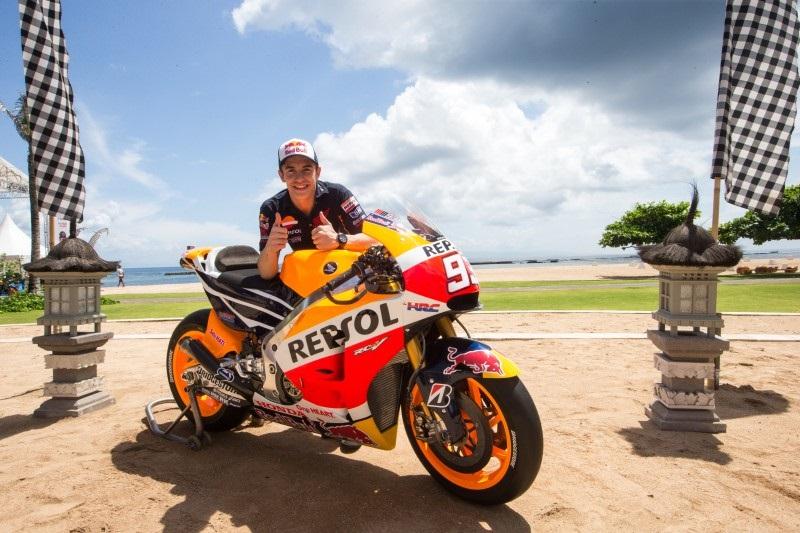 Марк Маркес, Repsol Honda MotoGP, 2015
