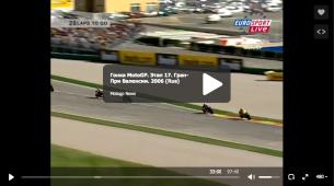 Заключительный семнадцатый этап MotoGP 2006: Гран-При Валенсии (RUS)