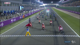 Гонка MotoGP Гран-При Катара 2015 (ENG, HD)