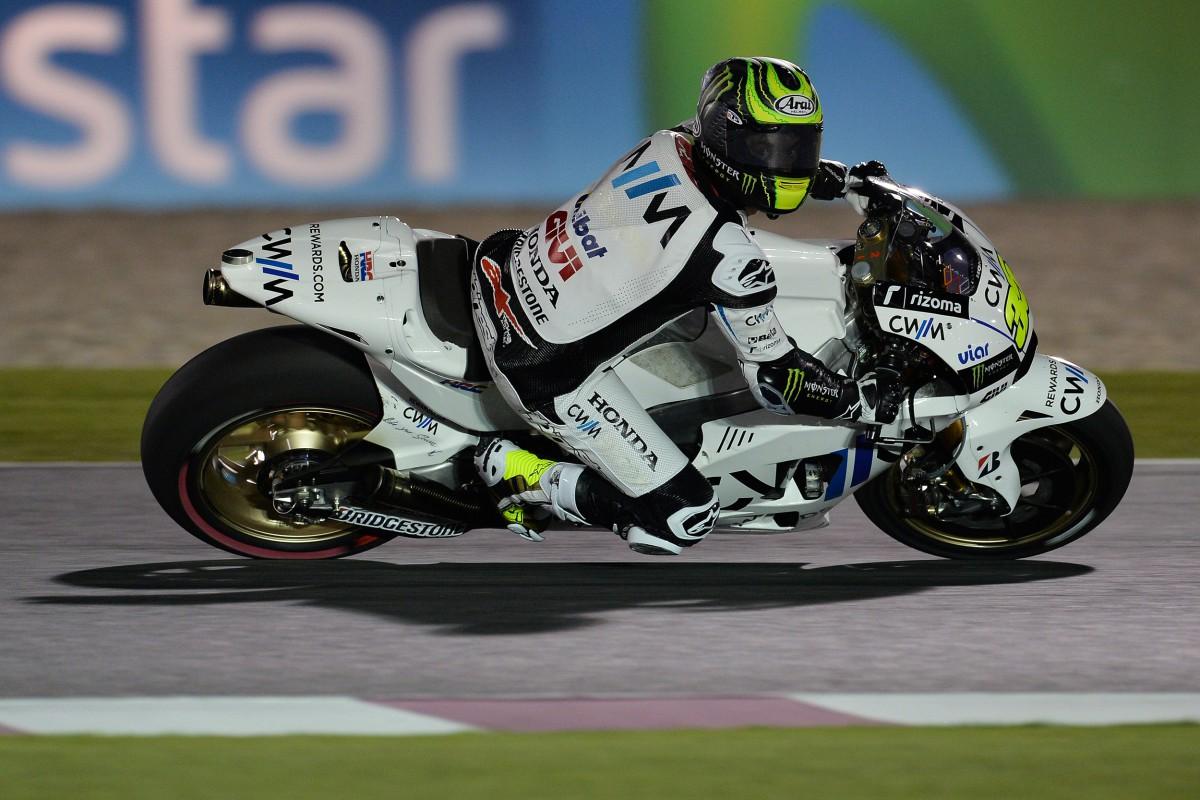 Кэл Кратчлоу, пилот LCR Honda MotoGP