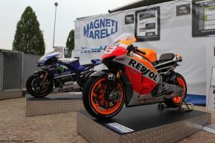 Honda, Yamaha, Marelli