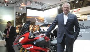 Штефан Шаллер, BMW Motorrad