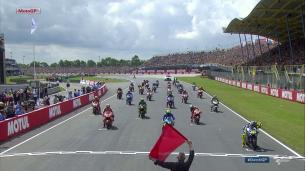 Гонка MotoGP Гран-При Нидерландов 2015 (ENG, HD)