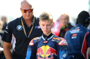 Никита Калинин Red Bull MotoGP Rookies Cup