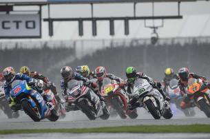 Гонка MotoGP Гран-При Великобритании 2015
