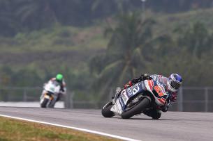 Майк ди Мелио, MotoGP Гран-При Малайзии 2015