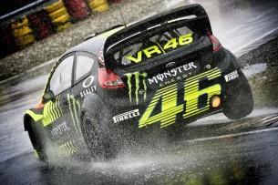 Валентино Росси Monza Rally 2015